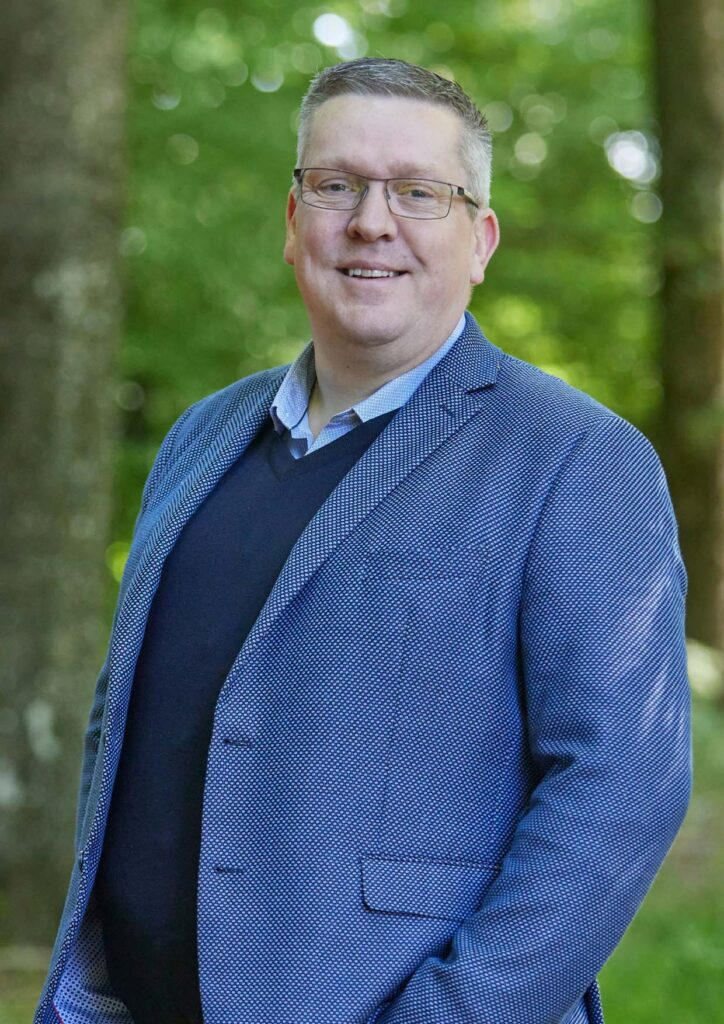 Ansat hos Asset Advisor, Klaus Hoffbeck